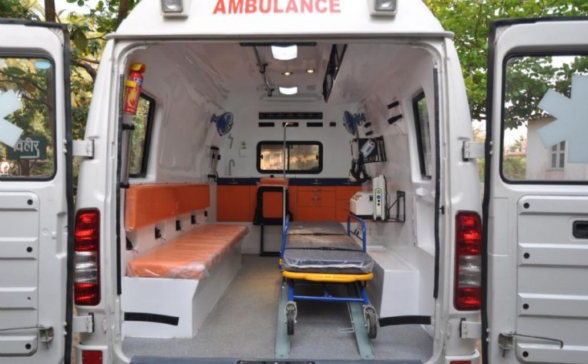 Dream Meaning of Ambulance