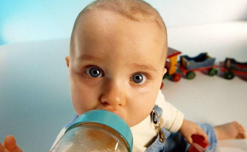Dream Meaning of Baby Bottle (Feeding Bottle)