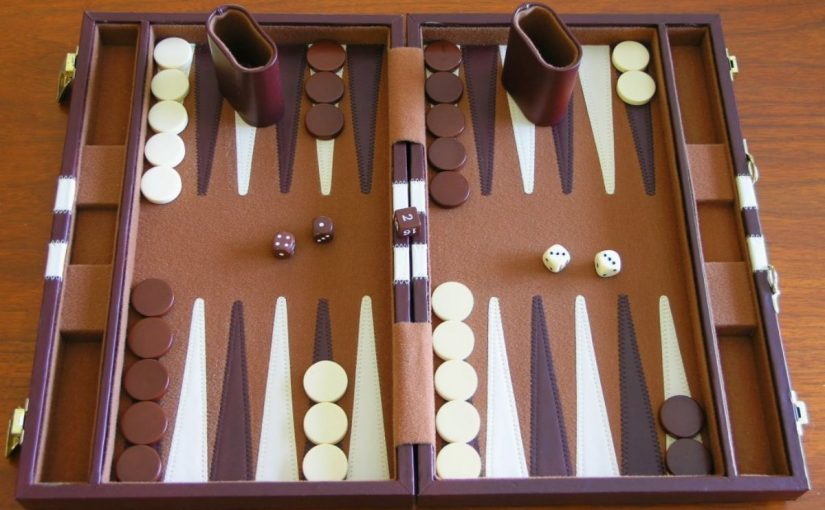 Dream Meaning of Backgammon