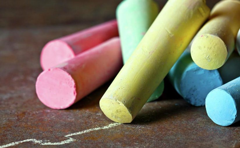 Dream Meaning of Chalk