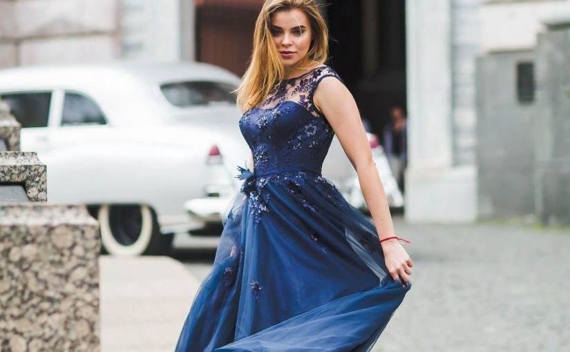 Dream Meaning of Dark Blue Dress