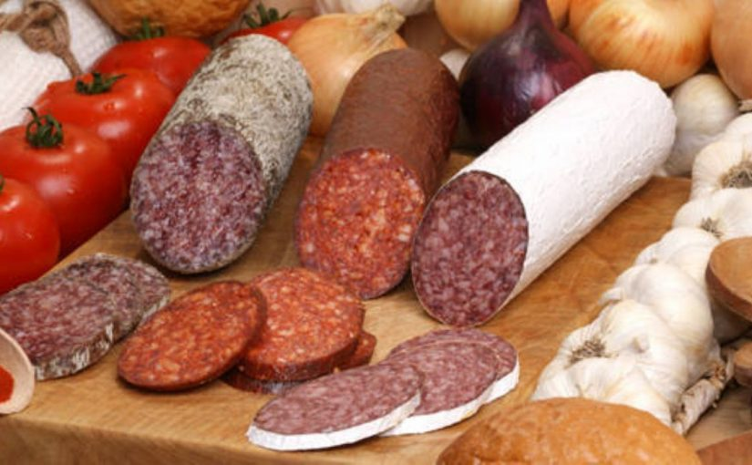 Dream Meaning of Fermented Sausage