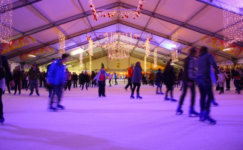 Dream Meaning of Ice Rink