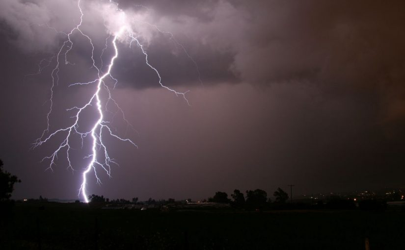 Dream Meaning of Lightning (Streak)