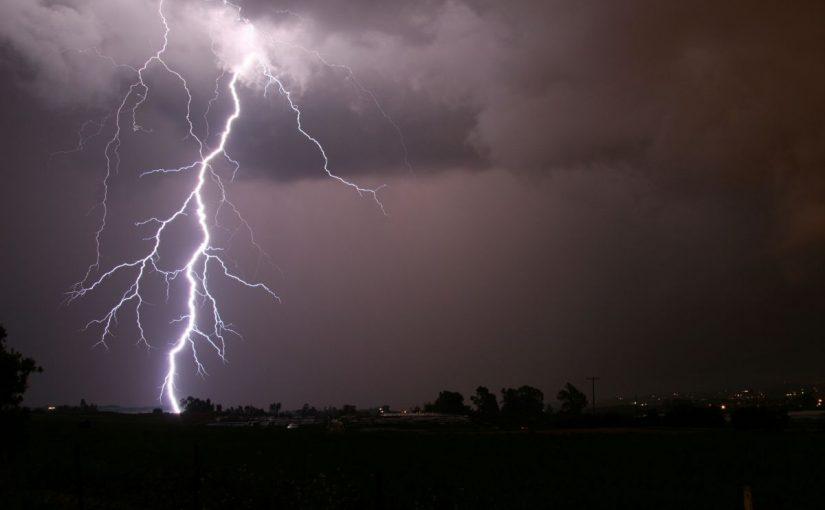 Dream Meaning of Lightning (Streak)