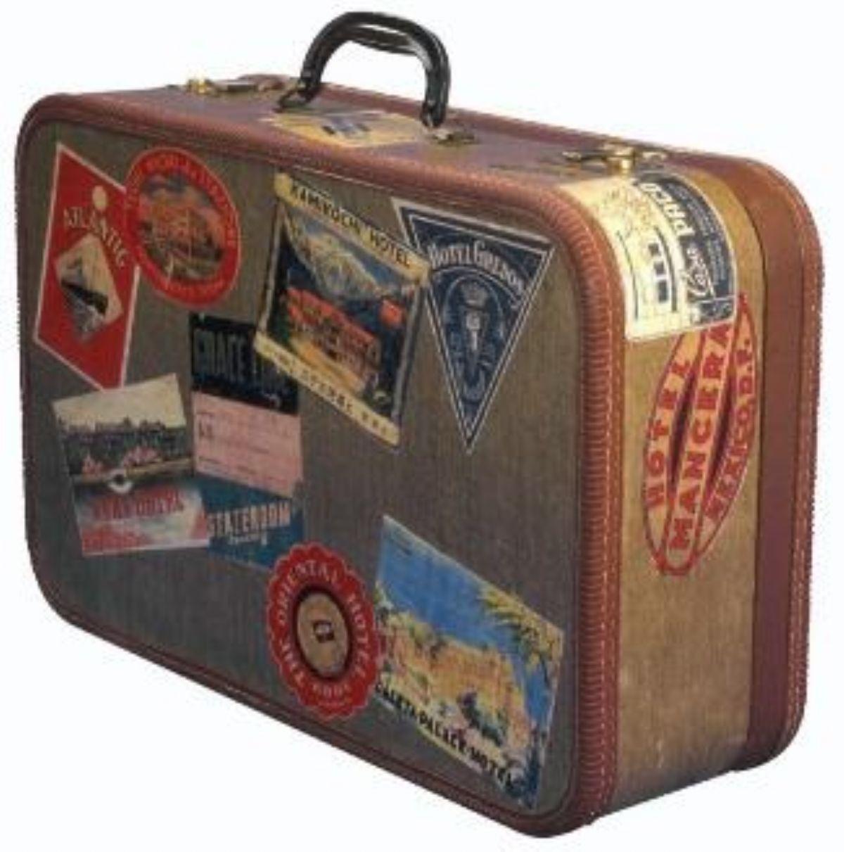 Dream Meaning of Luggage - Dream Interpretation - photo#36