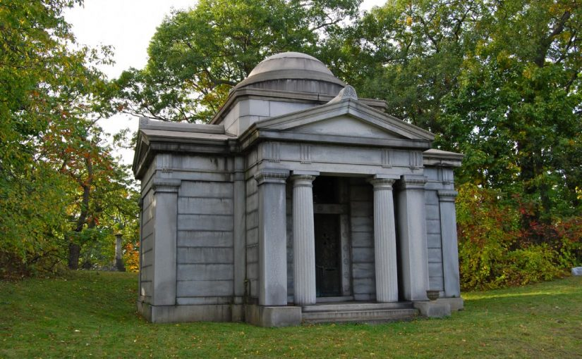 Dream Meaning of Mausoleum