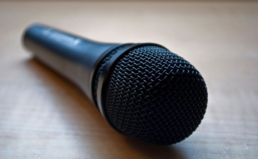 Dream Meaning of Microphone