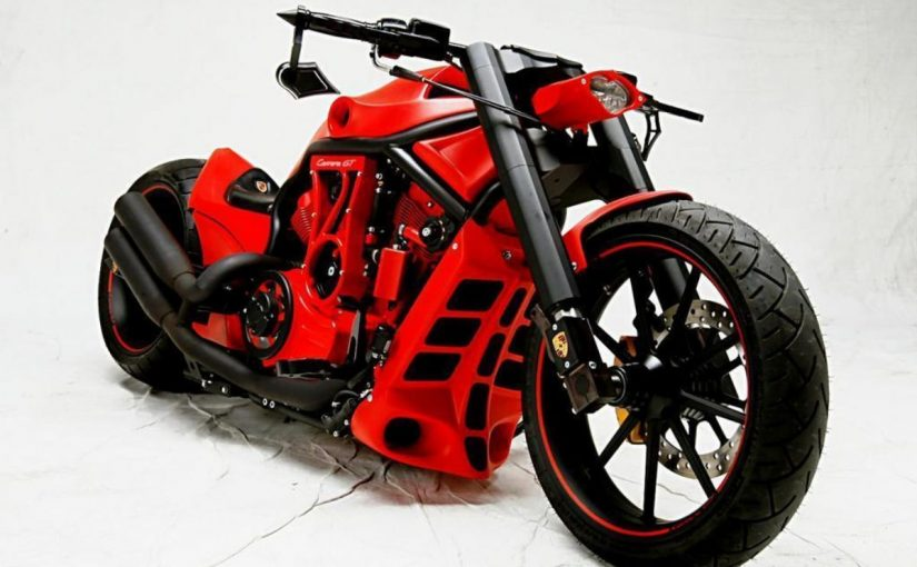 Dream Meaning of Motorcycle