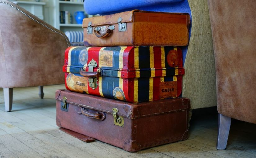 Dream Meaning of Packing Luggage