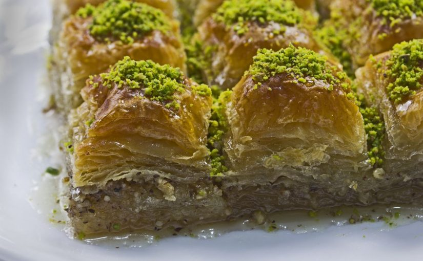 Dream Meaning of Sweat Pastry (Baklava)