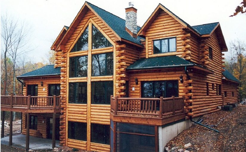 Dream Meaning of Wooden House
