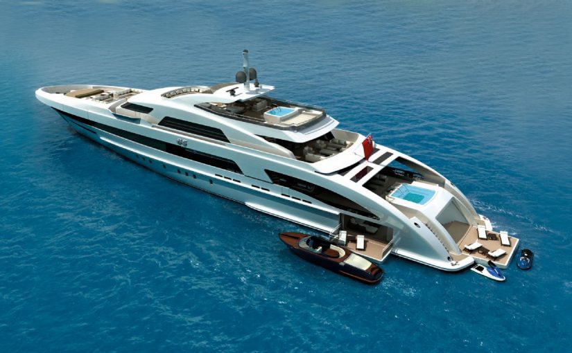 Dream Meaning of Yacht