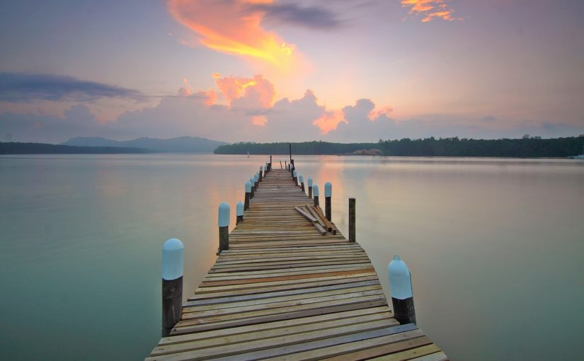 Dream Meaning of Pier