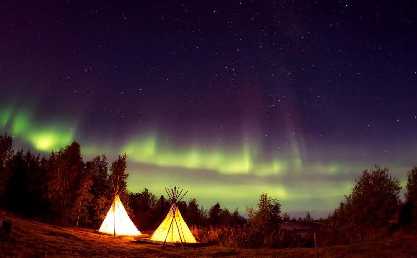 Dream Meaning of Camp - Dream Interpretation